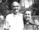 Paul and Mabel Wagner, 1976