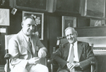 ESJ and Jesse Bader of the Federal Council, 1941