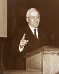 ESJ preaching in Fort Lauderdale, Florida, 1950