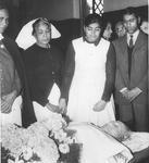 ESJ's funeral