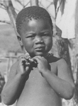 Zulu boy near Manda Mission Station (Photo taken by Karlton Johnson of Johannesburg)