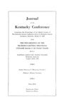 1953 Journal of the Kentucky Conference the Proceedings of the One Hundred and Thirty-Third Session (Fifteenth Session of the United Church)