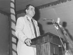 """""""Can These Bones Live"""" Tamilnadu Pastors Conference, India, 1975 - Ted Engstrom"""