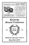 1901 Minutes of the Seventy-Fifth Session of the Kentucky Conference of the Methodist Episcopal Church