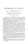 Volume 1, Number 04, April, 1865