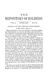 Volume 1, Number 06, June, 1865