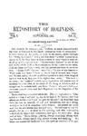 Volume 1, Number 09, September, 1865
