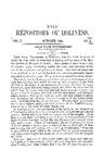 Volume 1, Number 10, October, 1865