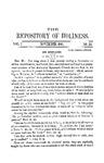 Volume 1, Number 11, November, 1865