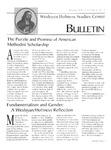 Wesleyan Holiness Studies Center bulletin 2:2 (Summer 1994)