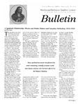 Wesleyan Holiness Studies Center bulletin 8:1-2 (Spring-Winter 2000)