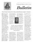 Wesleyan Holiness Studies Center bulletin 9:1-2 (Spring-Winter 2001)