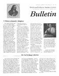 Wesleyan Holiness Studies Center bulletin 11:1 (Spring 2003) by Wesleyan Holiness Studies Center