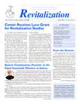 Revitalization 14:1 by Center for the Study of World Christian Revitalization Movements
