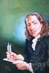 John Wesley Writing at Oxford by Richard Douglas