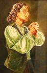 John Wesley at Prayer
