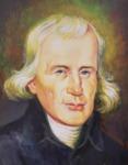 Portrait of Francis Asbury