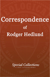 Correspondence of Roger Hedlund: Asia Theological Assocation