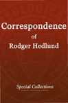 Correspondence of Roger Hedlund: CGRC Personnel 1982-1984