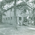 Camp Shelhamer Dining Hall and Girls Dormitory