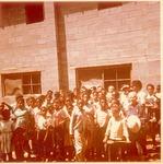 Camp Shelhamer—Julia Shelhamer and children