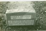 Grave of E. E. Shelhamer