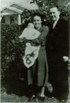 James, Gilbert, Esther and Julia (as an infant)