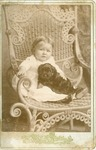 Pyper, Gladys Ruth, one year of age
