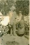 Shelhamer, E. E. and Julia, South Africa