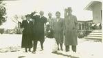 Shelhamer, E. E. and Julia with Wriggle Family