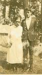 Shelhamer, Esther and Everett, Maybee, Michigan