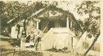 Shelhamer Family in Front of House