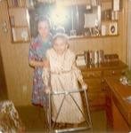 Shelhamer, Julia and Esther James 1979