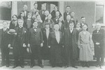 Trustees and Teachers of God's Bible School 1930-1931