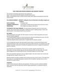 Summary of Lausanne 2010 prosperity Gospel