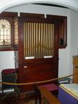 Foundery Chapel Charles Wesley's Pipe Organ