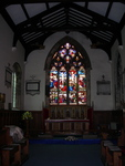 St. Andrews Parish Church Stained Glass