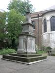 John Wesley's Tombstone