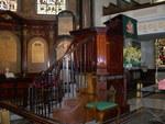 City Road Chapel Pulpit