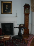 Wesley's Library Straddle Chair
